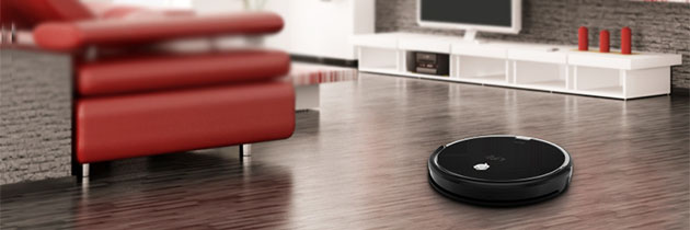 ILIFE Launched all-new A8 Robot Vacuum
