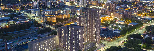 Regent Plaza: a landmark residential development in Manchester
