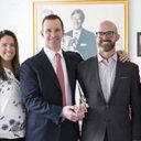 WRRE Wins Top Luxury Brokerage Award